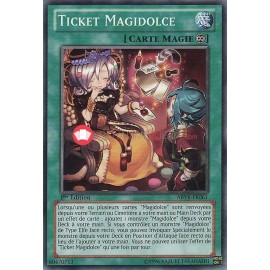 ABYR-FR061 Ticket Magidolce