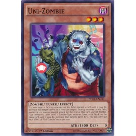 SECE-EN040 Uni-Zombie Common Tuner monster