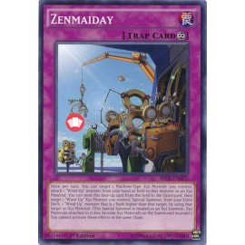 SECE-EN075 Zenmaiday Common Continuous Trap Card