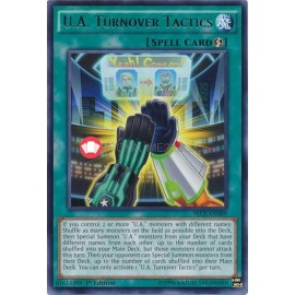 SECE-EN089 U.A. Turnover Tactics Rare Quick-Play Spell Card