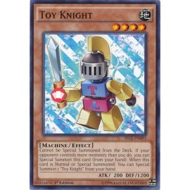 SECE-EN093 Toy Knight Common Effect Monster
