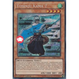 THSF-FR004 Yosenju Kama 2 (Secret Rare)