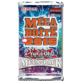 Booster Yu-Gi-Oh! MEGA TIN 2015 (MP15) Plus Cadeau