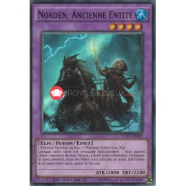 CT12-FR003 Secret Rare norden ancienne entite