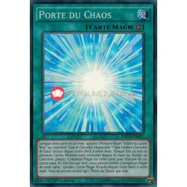 DOCS-FR057 Gateway to Chaos Super Rare Field Spell Card