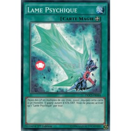 DOCS-FR064 Psychic Blade Common Equip Spell Card