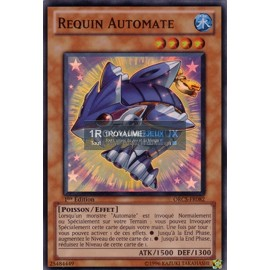 ORCS-FR082 Requin Automate