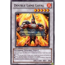 PHSW-FR092 Double Lame Laval