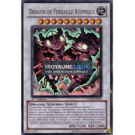 STOR-FR043 Dragon de Ferraille Atomique Ultimate Rare