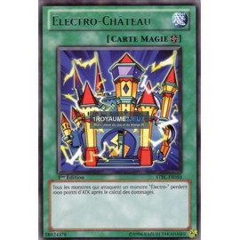 STBL-FR050 Electro-Château Rare Magie