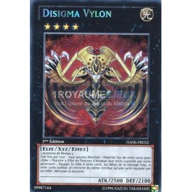 HA06-FR052 Disigma Vylon [Secret Rare]
