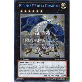 HA07-FR062 Ptolemy M7 de la Constellée [Secret Rare]