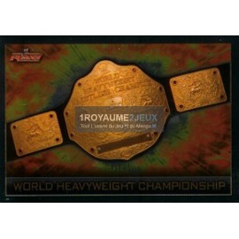 World Heavyweight Championship