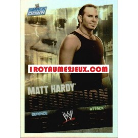 Champion Matt Hardy