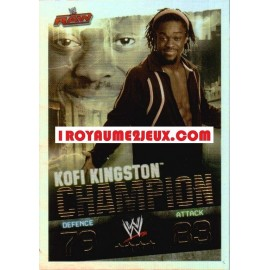 Champion Kofi Kingston