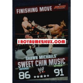 Shawn Michaels - Sweet Chin Music