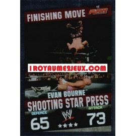 Evan Bourne - Shooting Star Press