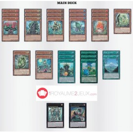 Base De Deck Sylvan