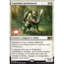 Capitaine prééminent M15-025/269