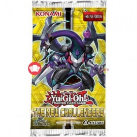3 Boosters Yu-Gi-Oh! Les Nouveaux Challengers (NECH)