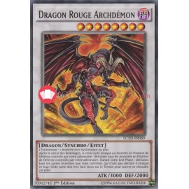 Dragon Rouge Archdémon LC5D-FR069