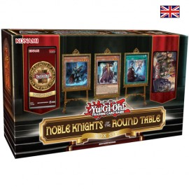 Box Yu-Gi-Oh! Noble Knight of the Round Table (EN)