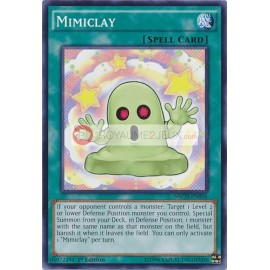 NECH-EN056 Mimiclay Common Normal Spell Card