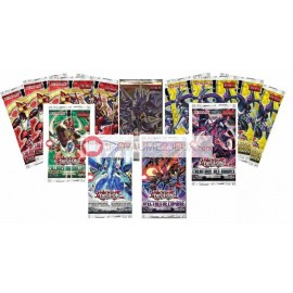 Super Lot Tin Box Yu-Gi-Oh! Boite CT10 équivalent 9 Boosters