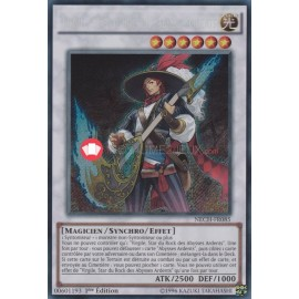 Virgil, Star du Rock des Abysses Ardents Secret Rare