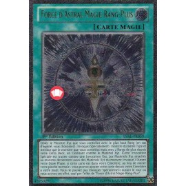 LVAL-FR059 Force d'Astral Magie-Rang-Plus Ultimate Rare