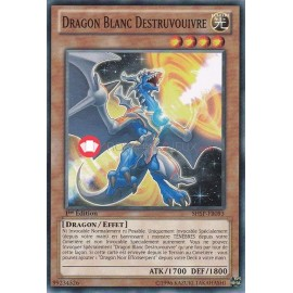 SHSP-FR093 Dragon Blanc Destruvouivre Commune