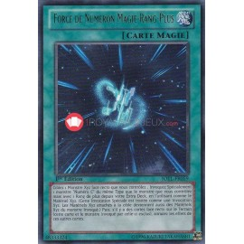 JOTL-FR059-UL Force de Numeron Magie-Rang-Plus Ultimate Rare