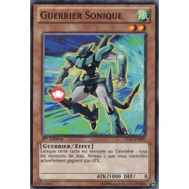 LTGY-FR090 Guerrier Sonique