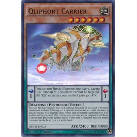 NECH-EN022 Qliphort Carrier Super Rare