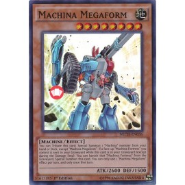 NECH-ENS06 Machina Megaform Super Rare