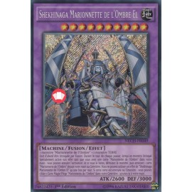 NECH-EN049 El Shaddoll Shekhinaga Ultimate Rare Fusion Monster