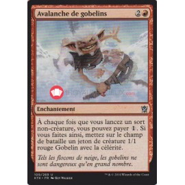 KTK-109 Avalanche de gobelins Enchantement