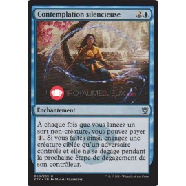 KTK-50 Contemplation silencieuse Enchantement