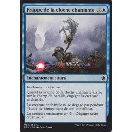 KTK-55 Frappe de la cloche chantante Enchantement