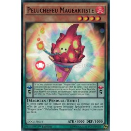 DOCS-FR016 Performage Plushfire Common Effect Pendulum Monster