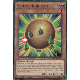 DOCS-FR020 Sphere Kuriboh Rare Effect Monster