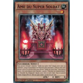 DOCS-FR021 Super Soldier Soul Common Effect Monster