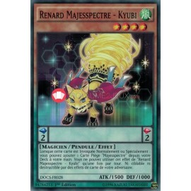DOCS-FR028 Majespecter Fox - Kyubi Common Effect Pendulum Monster