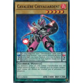 DOCS-FR030 Igknight Cavalier Common Normal Pendulum Monster
