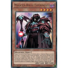 DOCS-FR036 Skilled Red Magician Rare Effect Monster