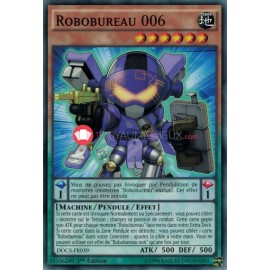 DOCS-FR039 Deskbot 006 Common Effect Pendulum Monster
