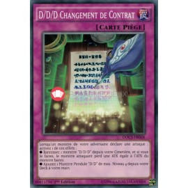 DOCS-FR068 D/D/D Contract Change Common Normal Trap Card