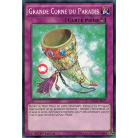DOCS-FR079 Grand Horn of Heaven Common Counter Trap Card