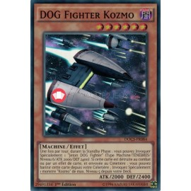 DOCS-FR084 DOG Fighter Kozmo Super Rare