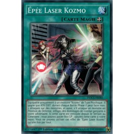 DOCS-FR086 Kozmo Lightsword Common Equip Spell Card